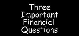 3-important-finance-questions