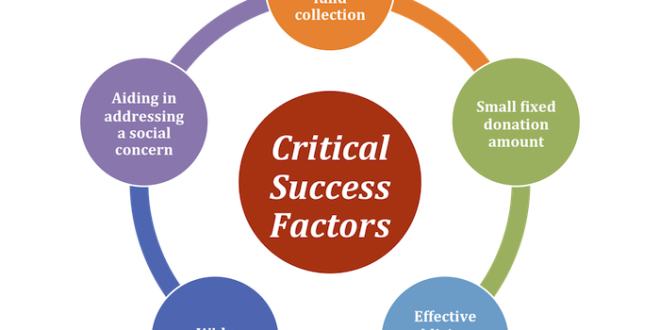 critical success factors of asda Seven critical success factors (csfs) are located within the third ring of the framework these represent foundational elements known to promote success at the campus.