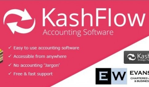 KashFlow Accounting Software