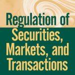 Government Regulations and Legislation of Securities Markets