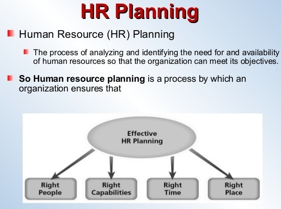 What is human resource planning ccuart Image collections