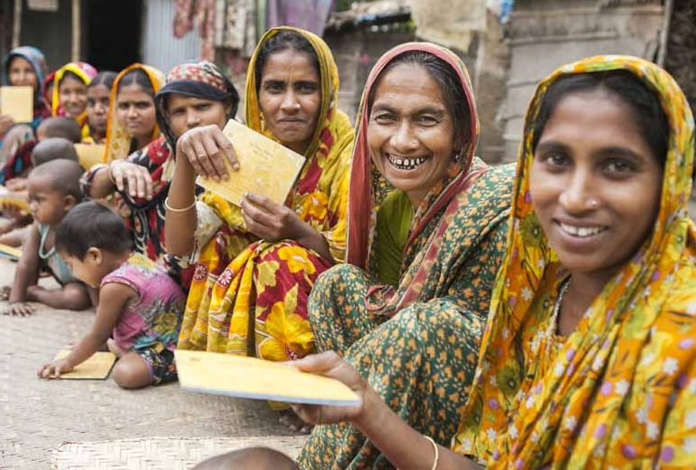Micro Credit in Bangladesh