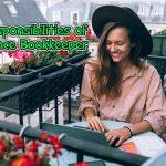 Job Responsibilities of Freelance Bookkeeper